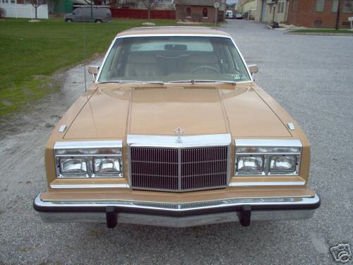 daccord97 1982 Chrysler New Yorker Specs, Photos