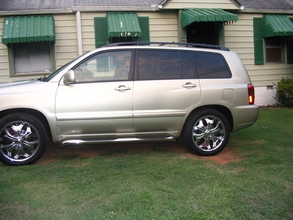 HONEY47's 2005 Toyota Highlander