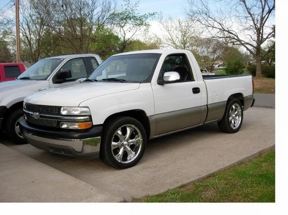 k casey 07 2001 chevrolet silverado 1500 regular cab specs photos modification info at cardomain. Black Bedroom Furniture Sets. Home Design Ideas