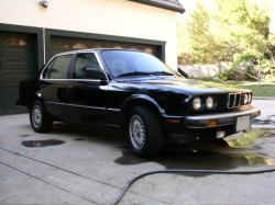 cayenneguys 1986 BMW 3 Series