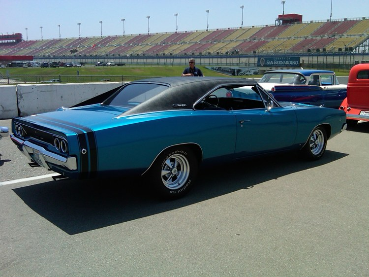 "1968 Dodge Charger ""McCaffrey"