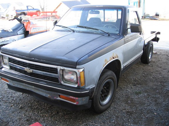 Another nateo 1992 Chevrolet S10 Regular Cab post... - 9212519