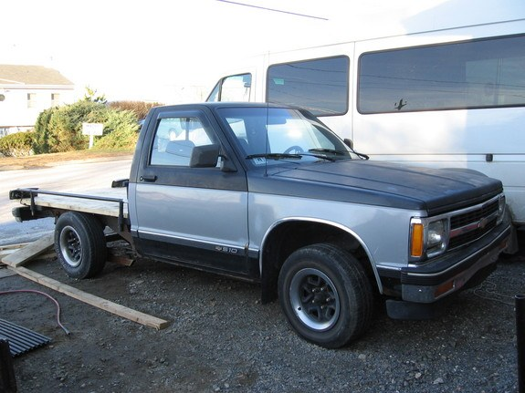 Another nateo 1992 Chevrolet S10 Regular Cab post... - 9212520