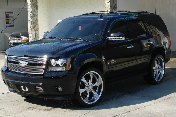 fla4ever 2007 chevrolet tahoe specs photos modification info at cardomain. Black Bedroom Furniture Sets. Home Design Ideas