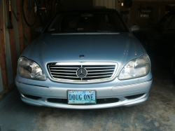 dougfresh1s 2001 Mercedes-Benz S-Class