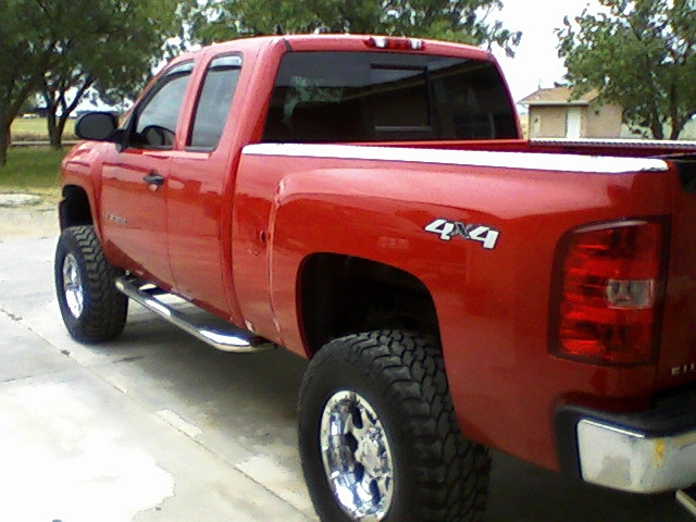 Another s7kgore 2007 Chevrolet Silverado 1500 Extended Cab post... - 14640633