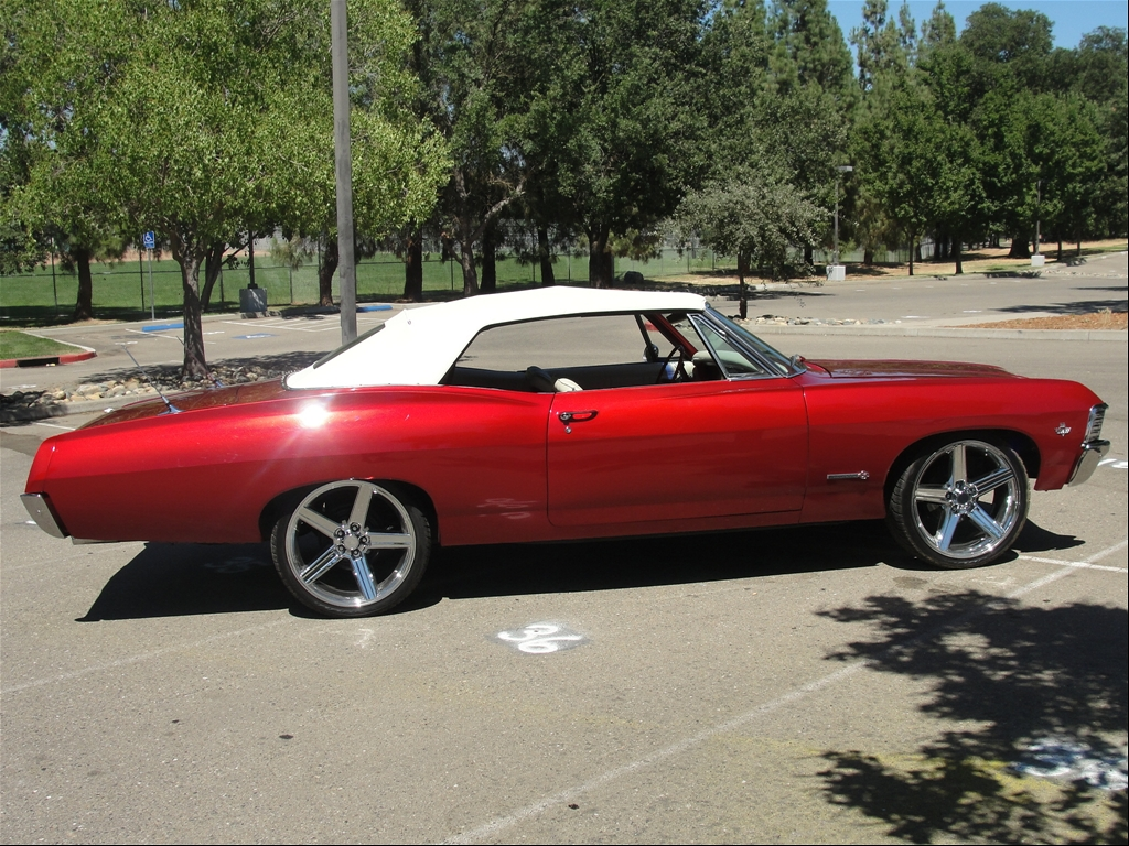 raggiddy 39 s 1967 chevrolet impala in sacramento ca. Cars Review. Best American Auto & Cars Review
