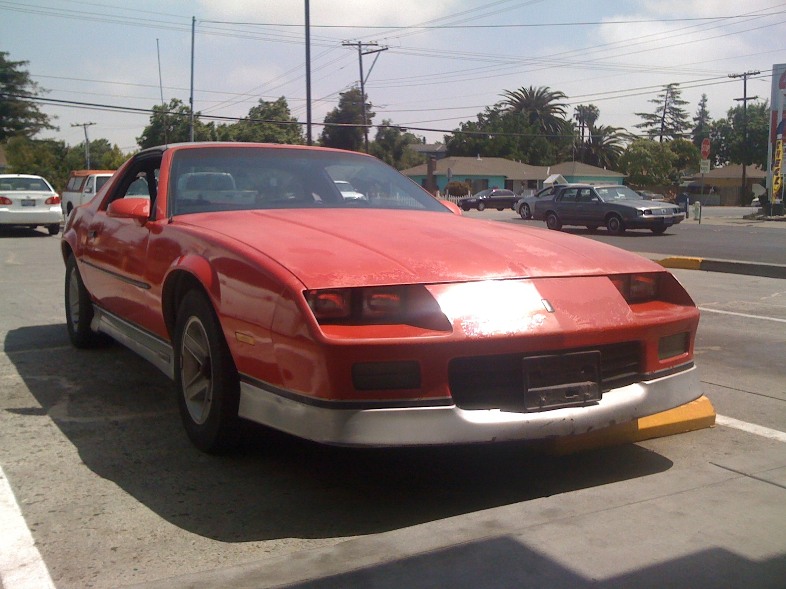 Another boxchevydriver 1988 Chevrolet Camaro post... - 14640107