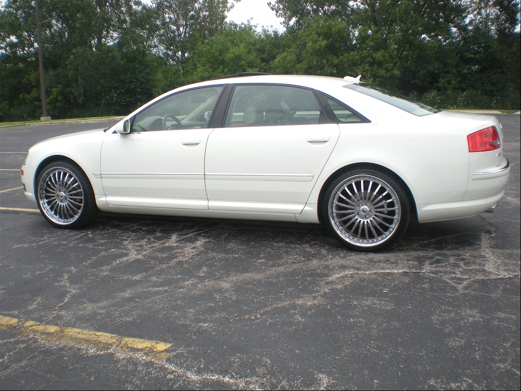 awicked1 39 s 2004 audi a8 in chicago il. Black Bedroom Furniture Sets. Home Design Ideas