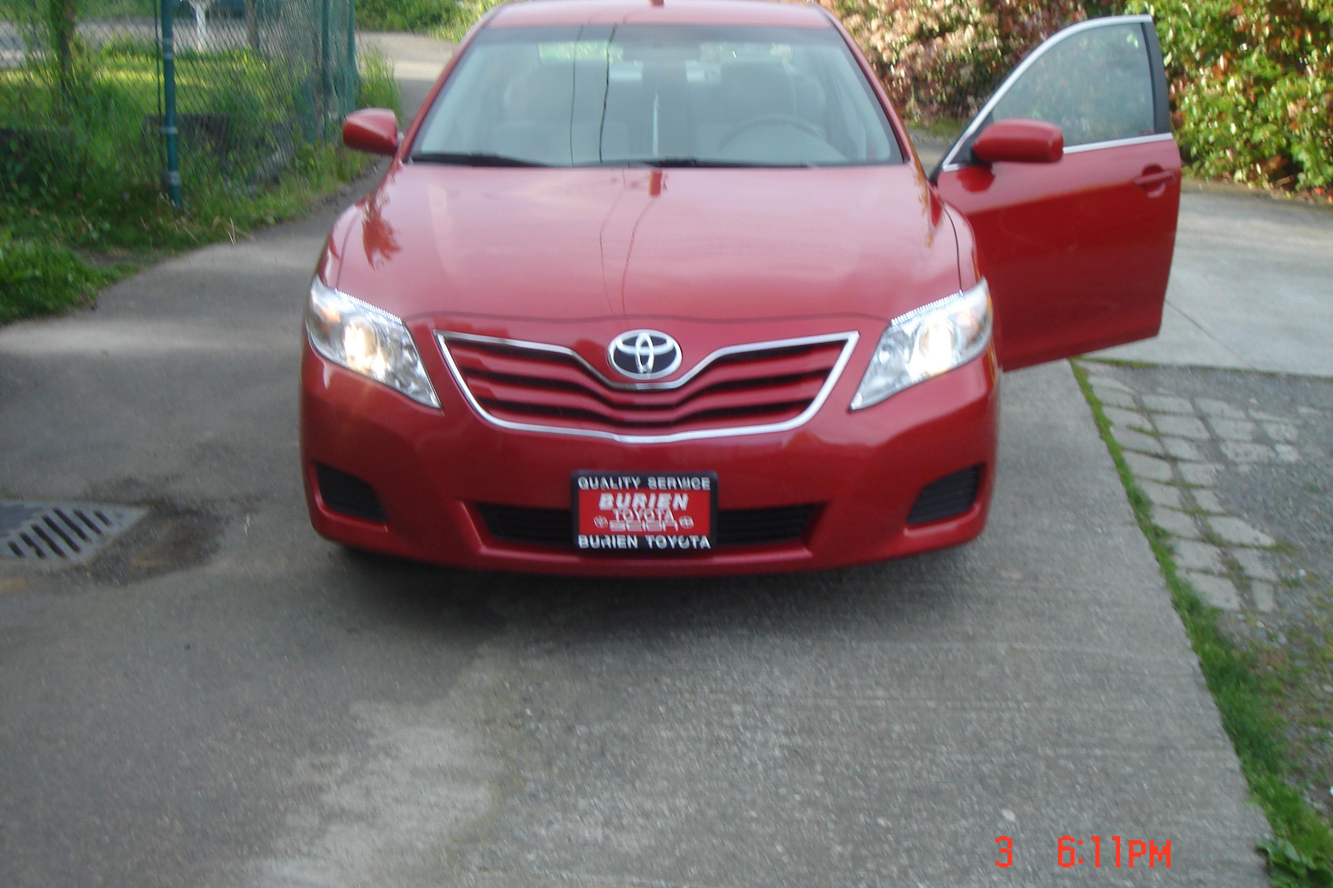 Another LILVI3TNAM 2010 Toyota Camry post... - 14641736