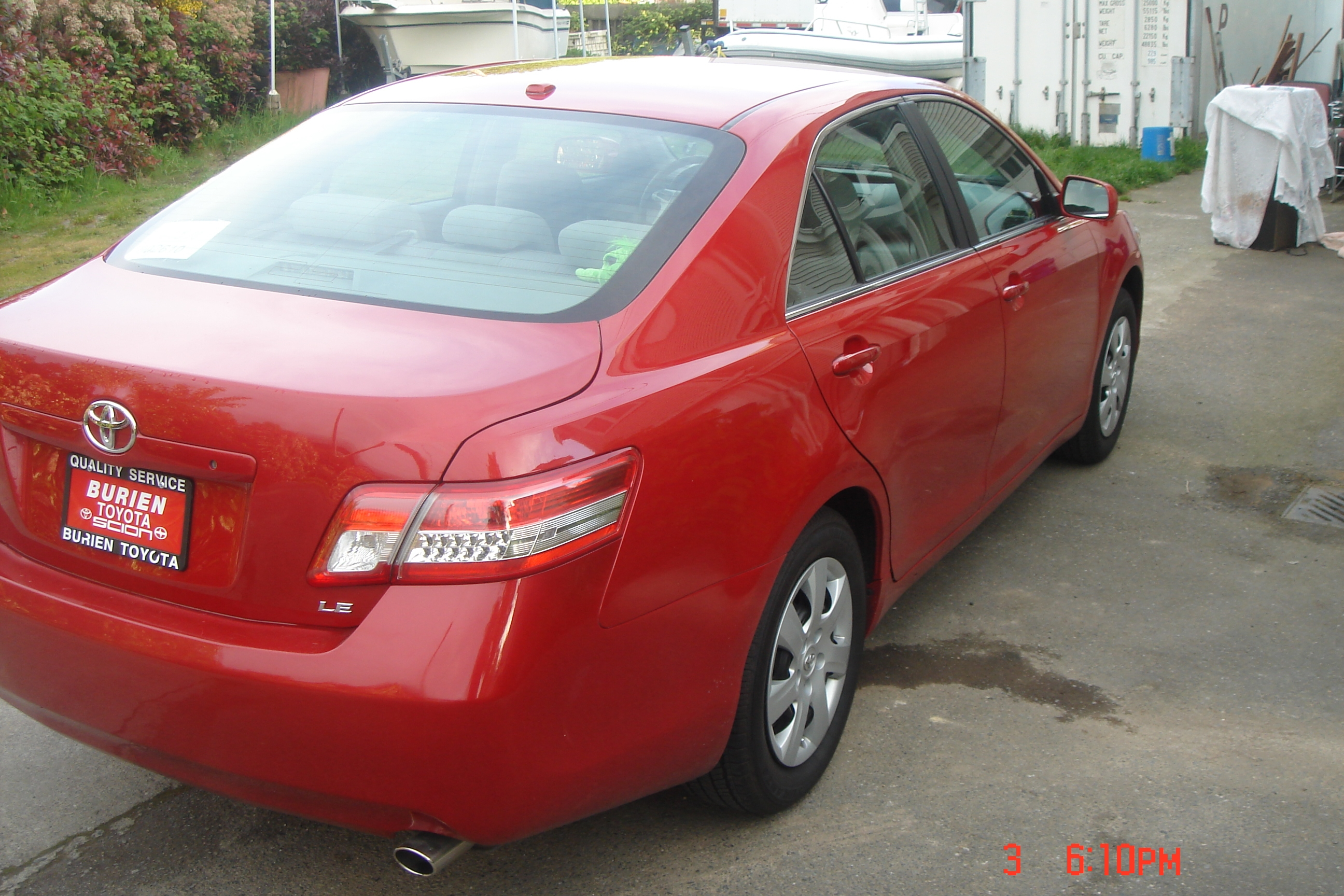 Another LILVI3TNAM 2010 Toyota Camry post... - 14641738