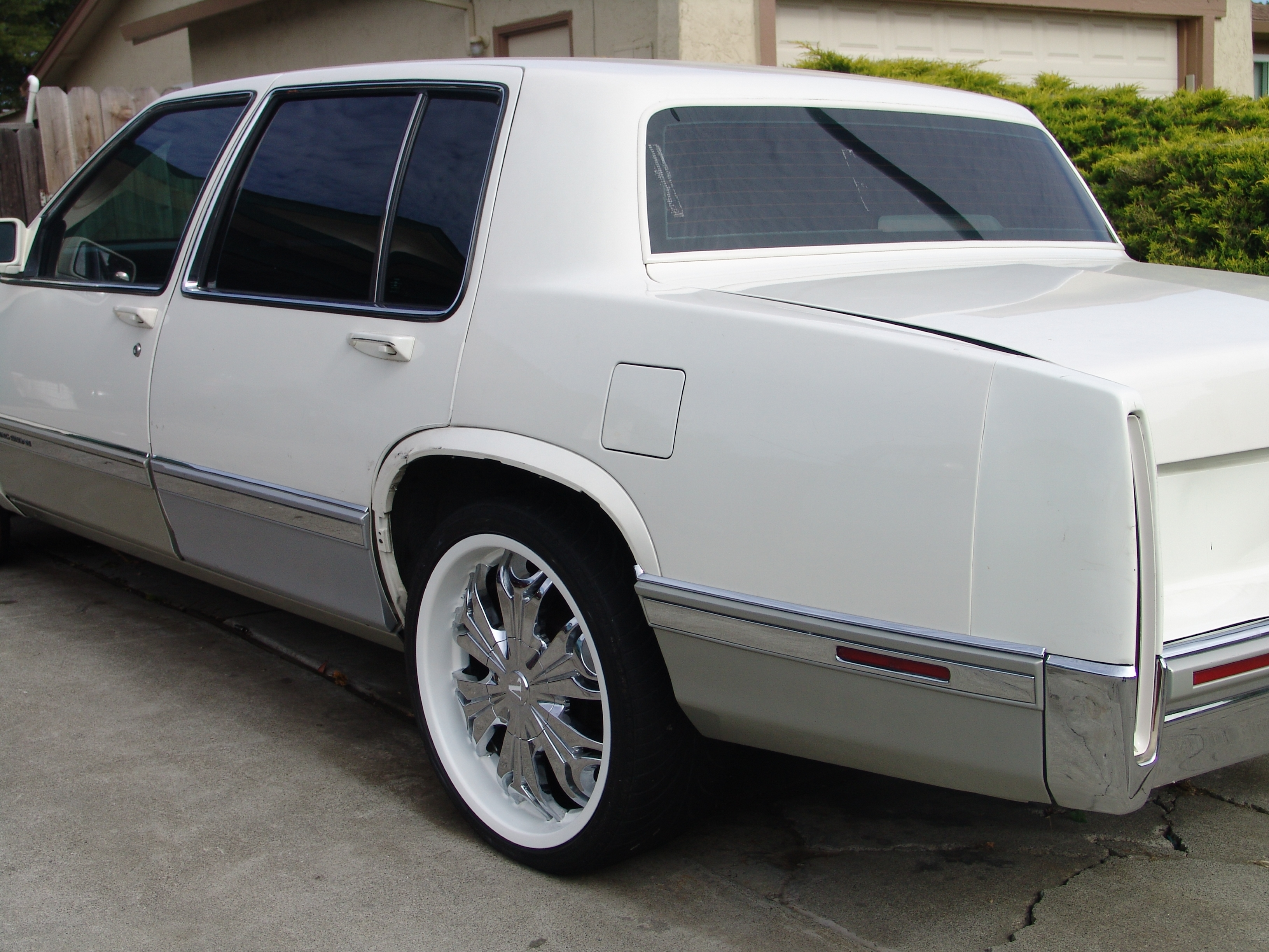 Another youngg707 1991 Cadillac DeVille post... - 14642085