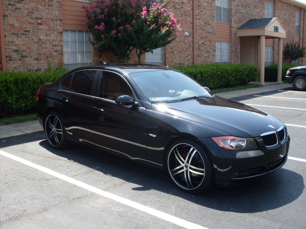 mr incredible 2006 bmw 3 series325i sedan 4d specs photos modification info at cardomain. Black Bedroom Furniture Sets. Home Design Ideas