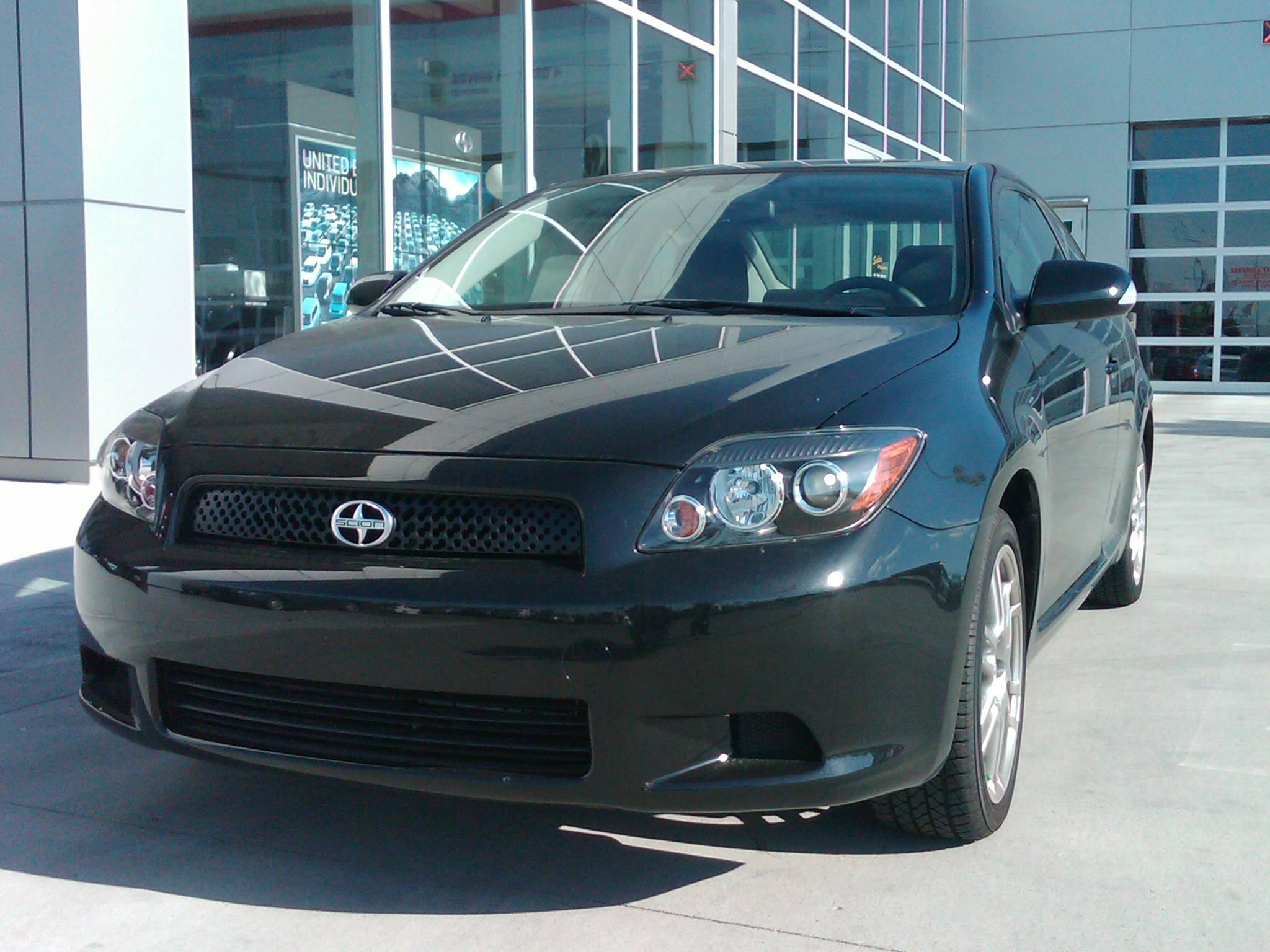 90tbird 39 s 2010 scion tc hatchback coupe 2d in valley city nd. Black Bedroom Furniture Sets. Home Design Ideas