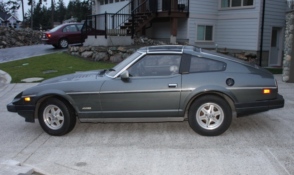 FricFrac 1983 Datsun 280ZX Specs, Photos, Modification Info at CarDomain