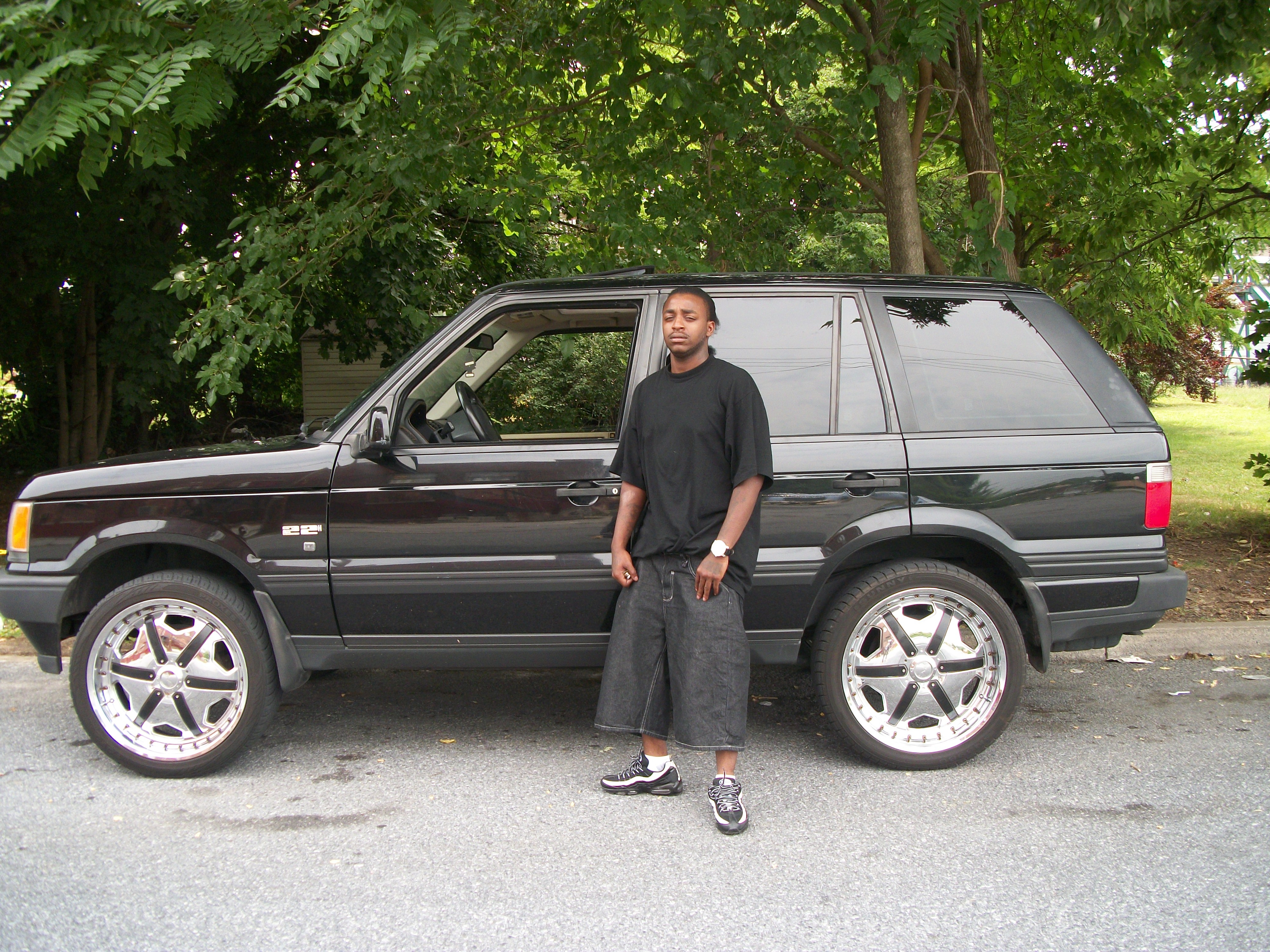 Itstragbaby 2000 Land Rover Range Rover4 6 Hse Sport