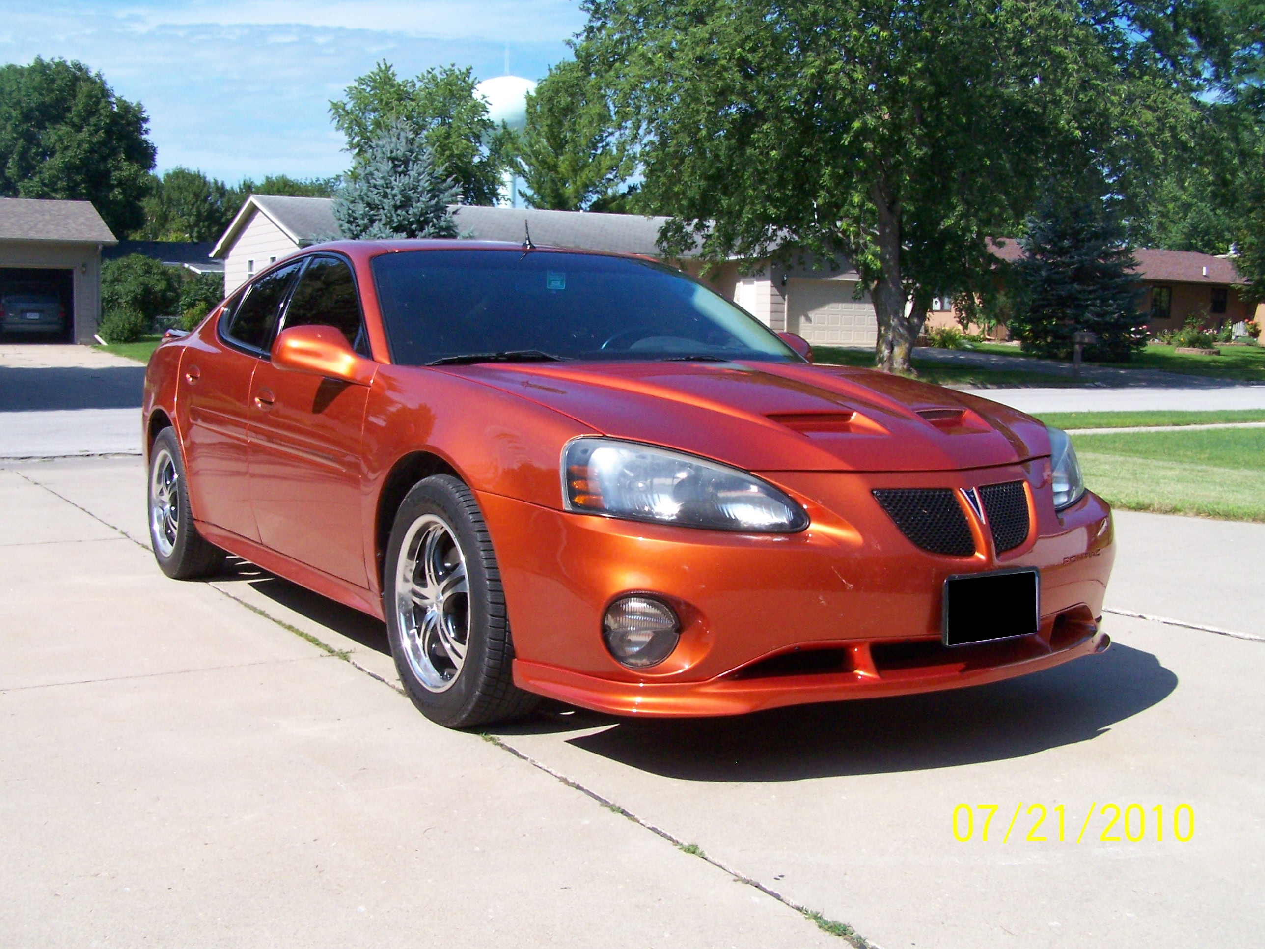 Deathwishnso 2004 Pontiac Grand Prix Specs  Photos  Modification Info At Cardomain