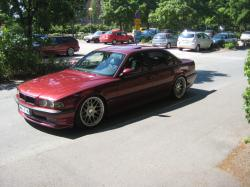 010281s 1994 BMW 7 Series