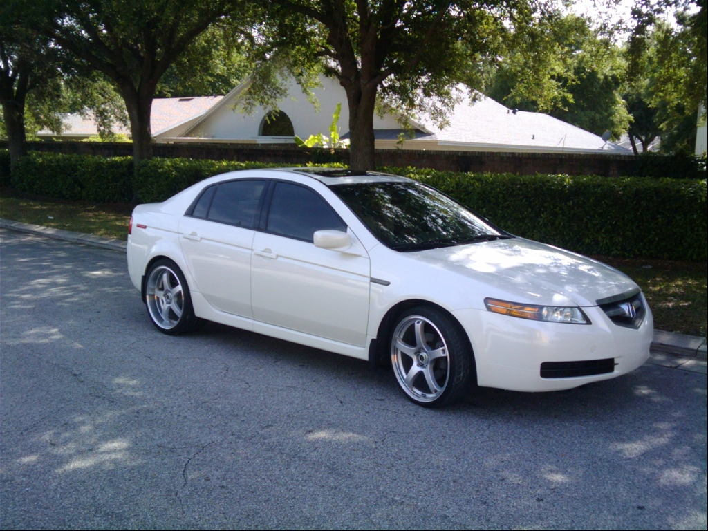 kendellpersad 39 s 2004 acura tl in orlando fl. Black Bedroom Furniture Sets. Home Design Ideas
