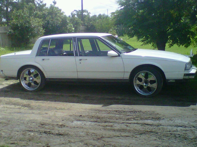 YoungSlim281 1989 Oldsmobile 98