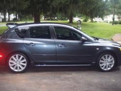 bcook02s 2009 Mazda MAZDA3
