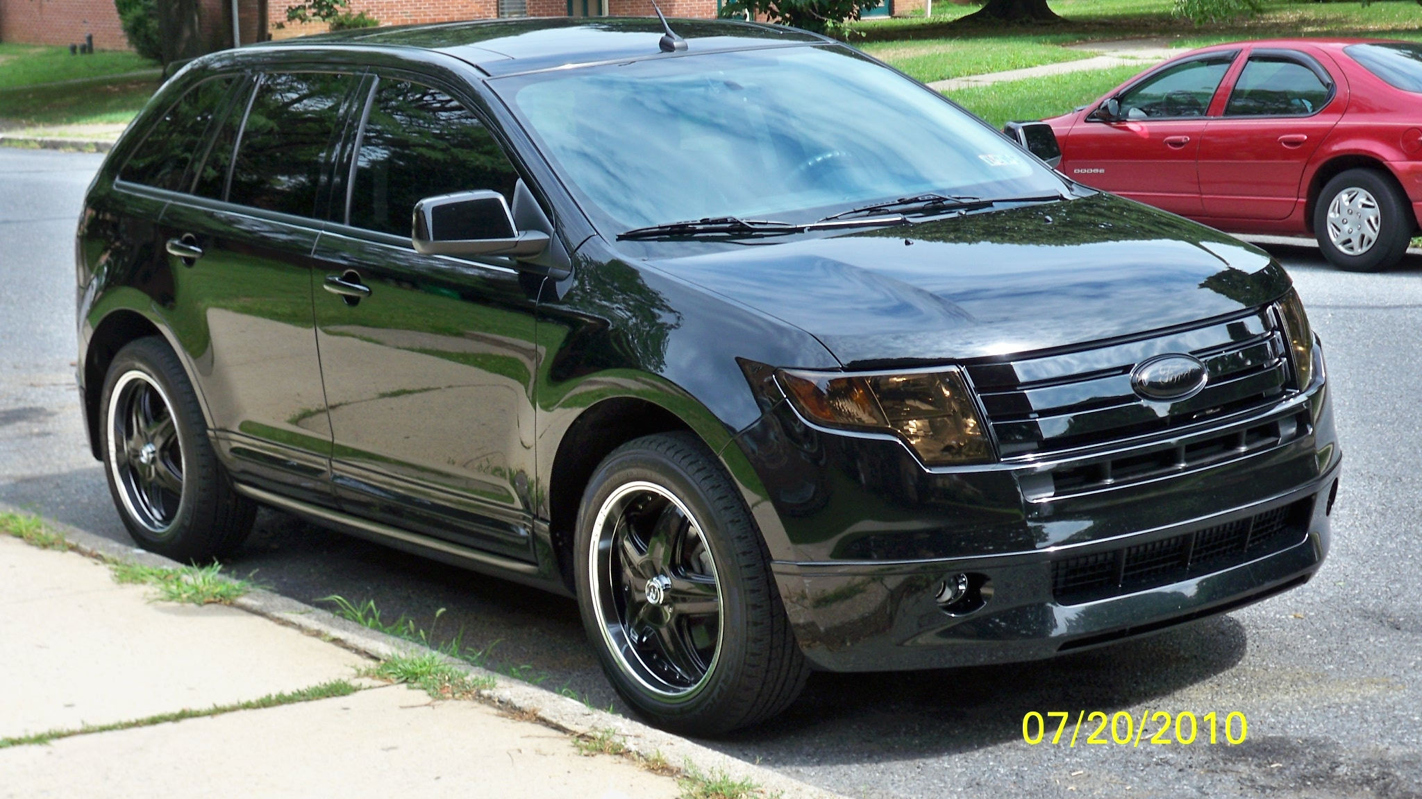 Bosco911 2008 Ford Edgelimited Sport Utility 4d Specs Photos Modification Info At Cardomain