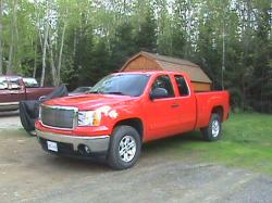 gasjunkys 2008 GMC Sierra 1500 Extended Cab