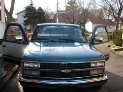 ELCHECO13 1991 Chevrolet 1500 Extended Cab