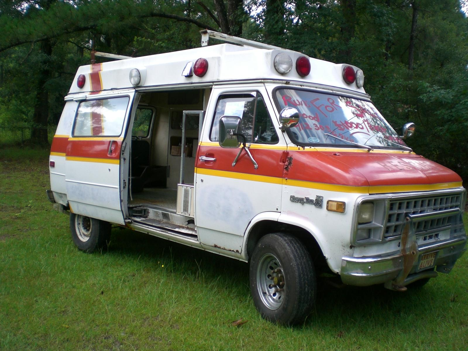 Another j2huggies 1981 Chevrolet G-Series 1500 post... - 14648909