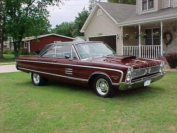 Furyousrex 1966 Plymouth Fury 14649509