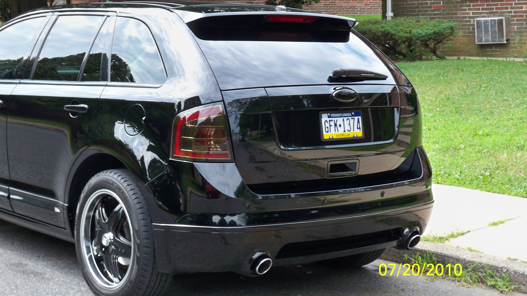Bosco Ford Edgelimited Sport Utility Specs Photos Jpg X Ford Edge Emblems