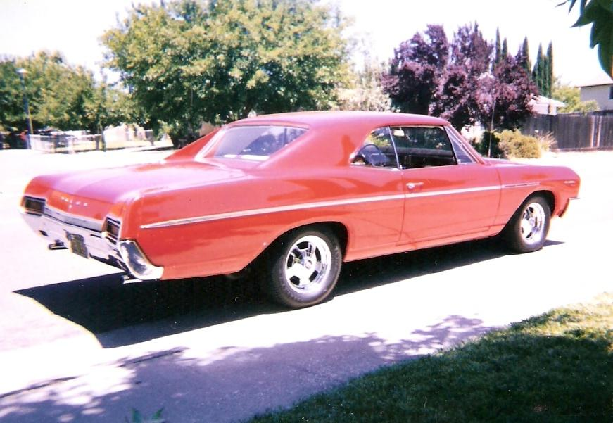 A67skylark 1967 Buick Special Specs Photos Modification