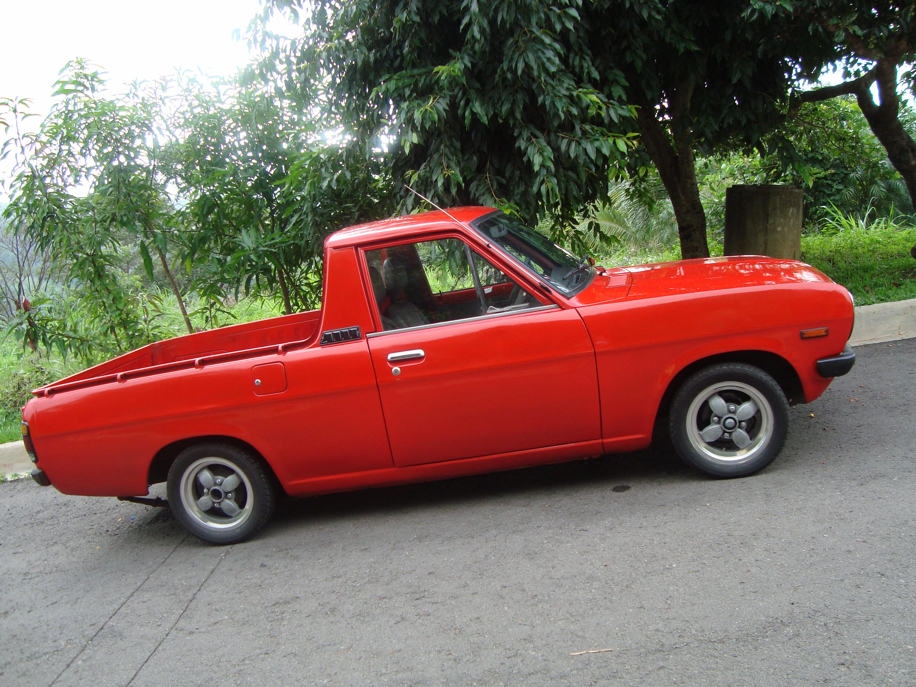 Another nissan1200 1990 Datsun 1200 post... - 11954524