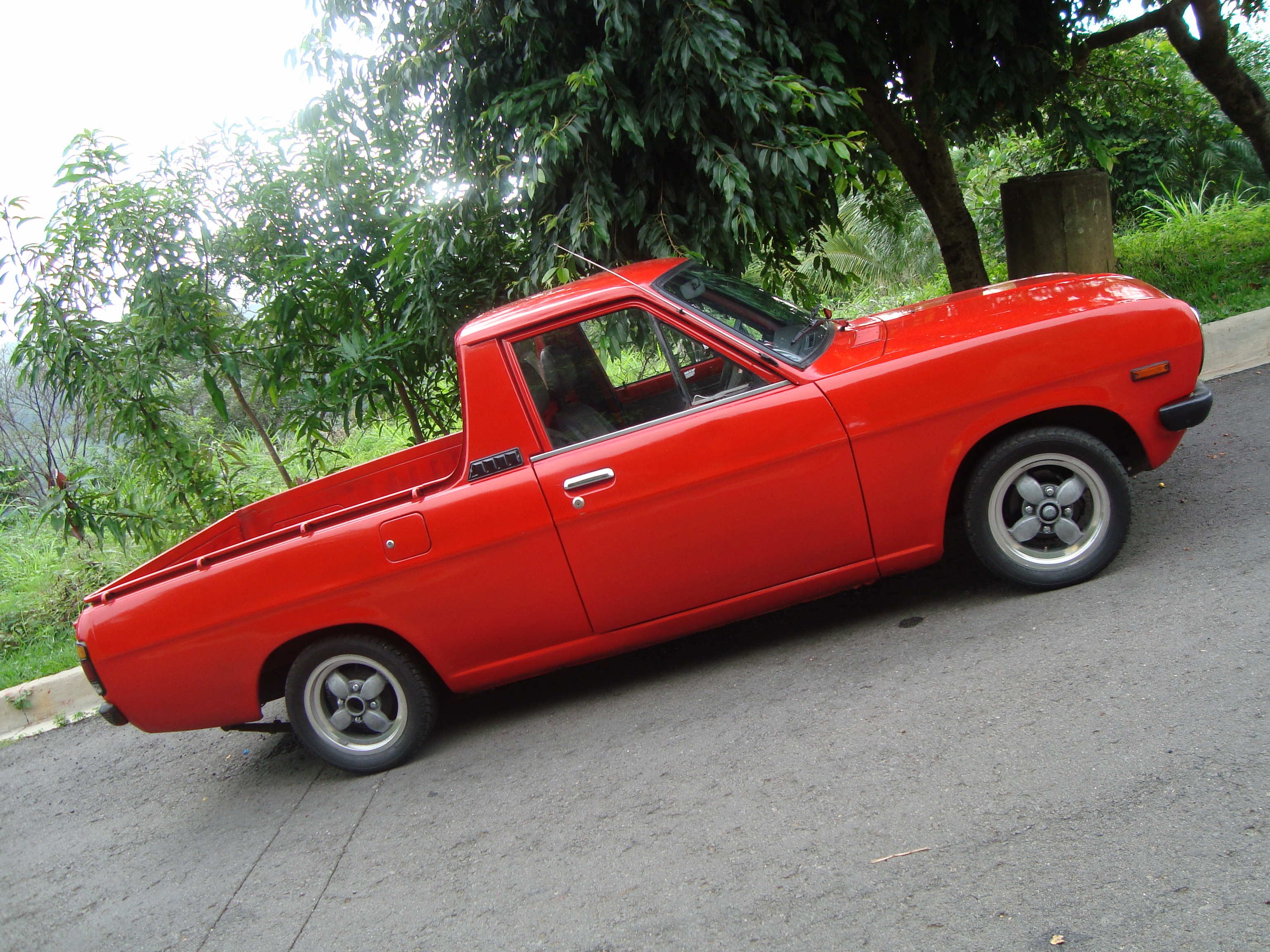 Another nissan1200 1990 Datsun 1200 post... - 14651898
