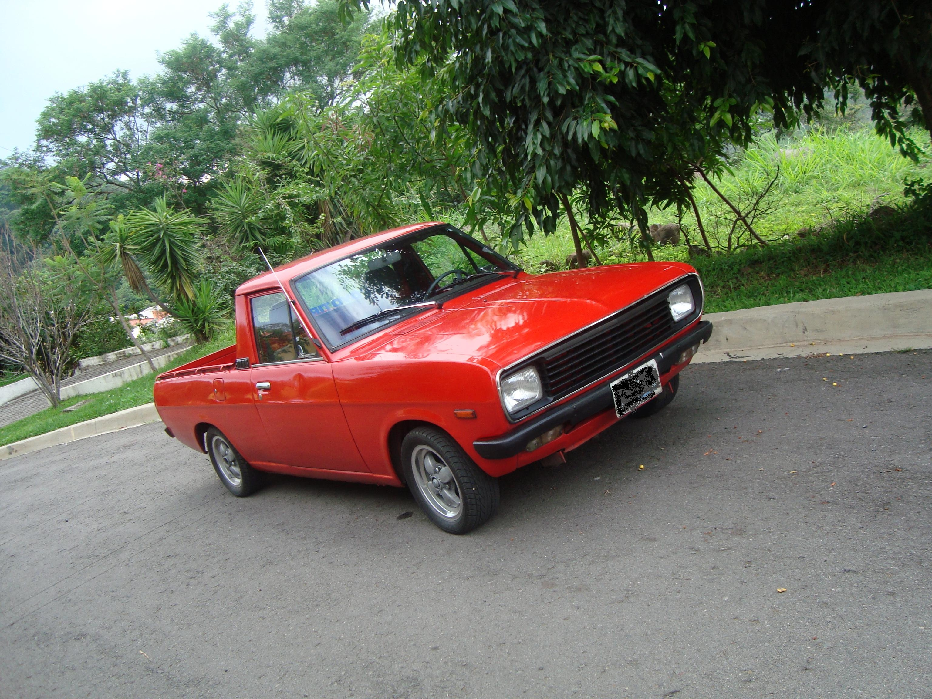 Another nissan1200 1990 Datsun 1200 post... - 14651900