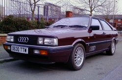 Smiters 1986 Audi Coupe