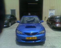 BlueThunderWRXs 2009 Subaru Impreza
