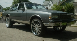 ForestCitySouljas 1987 Chevrolet Caprice Classic 
