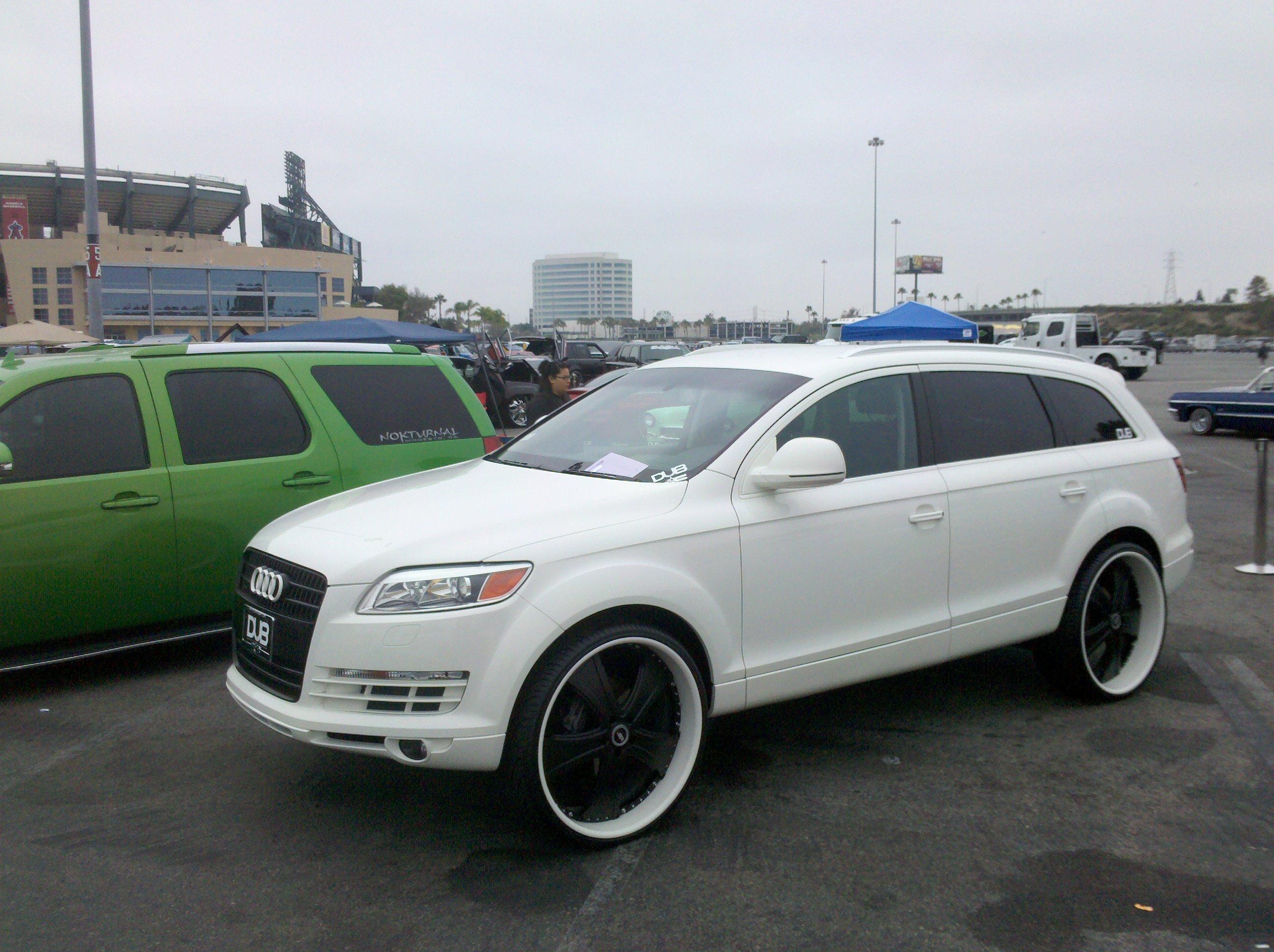 swiftcchh 2007 audi q73 6 quattro sport utility 4d specs photos modification info at cardomain. Black Bedroom Furniture Sets. Home Design Ideas