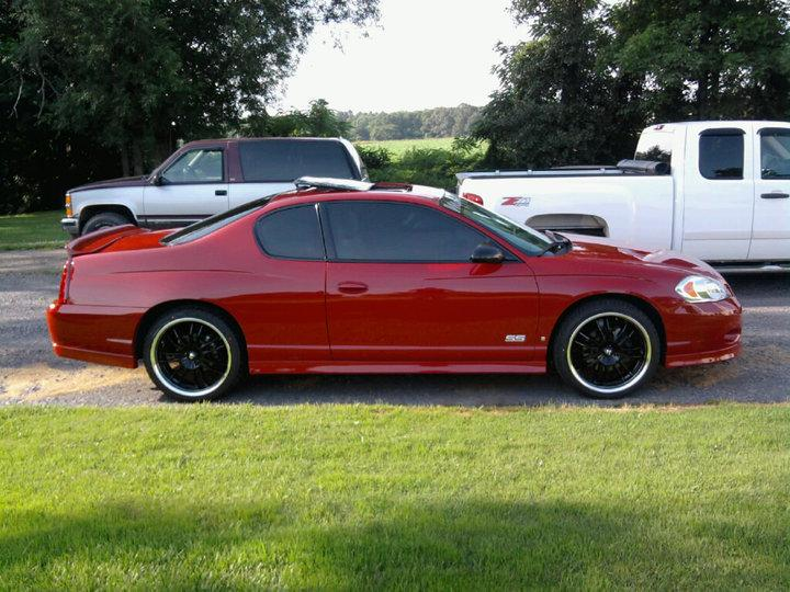 Another red327ss 2007 Chevrolet Monte Carlo post... - 14654590