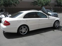 juanjaimeiiis 2006 Mercedes-Benz E-Class
