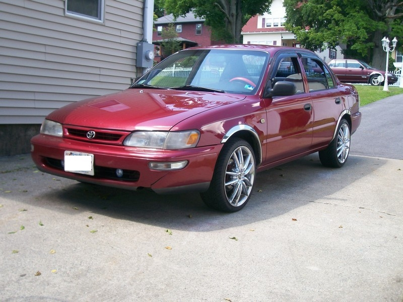 Another Illmatic1_96 1996 Toyota Corolla post... - 14656238