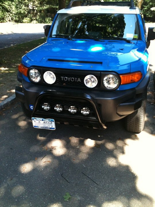 Another nelson4568 2008 Toyota FJ Cruiser post... - 14657367