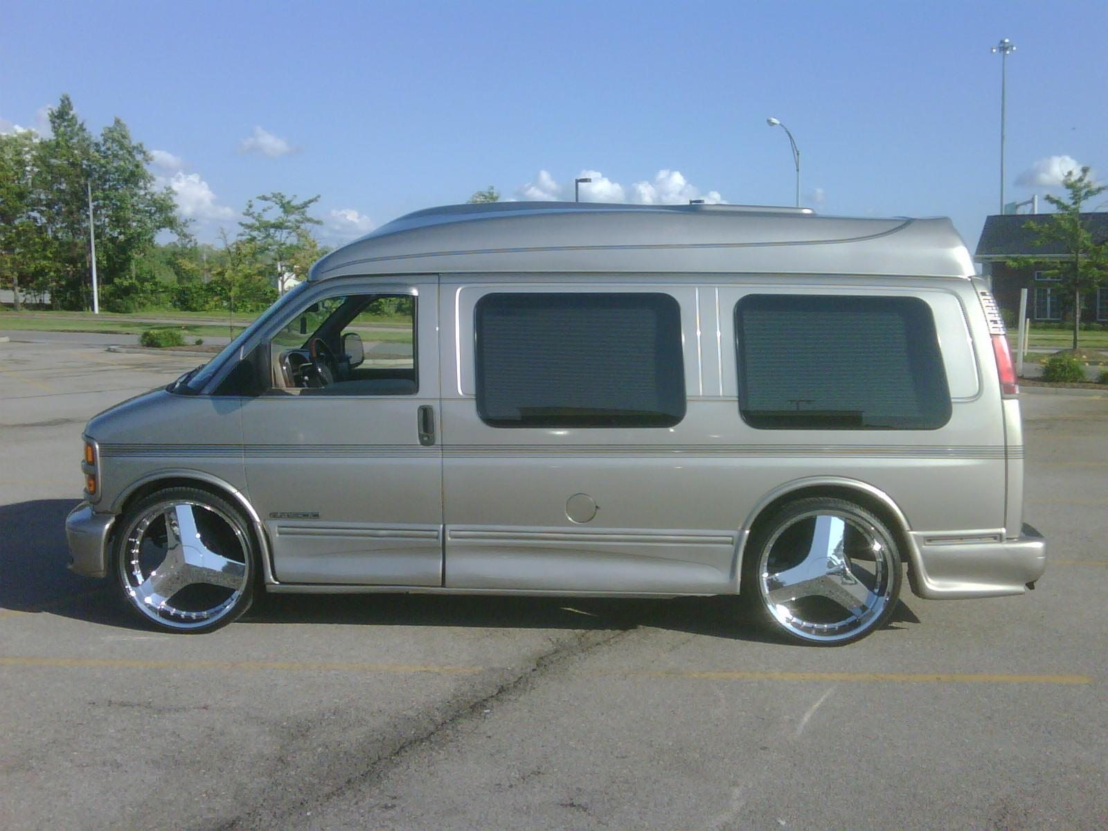 Another VanOn26s 2001 GMC Savana 1500 Passenger post... - 14655504