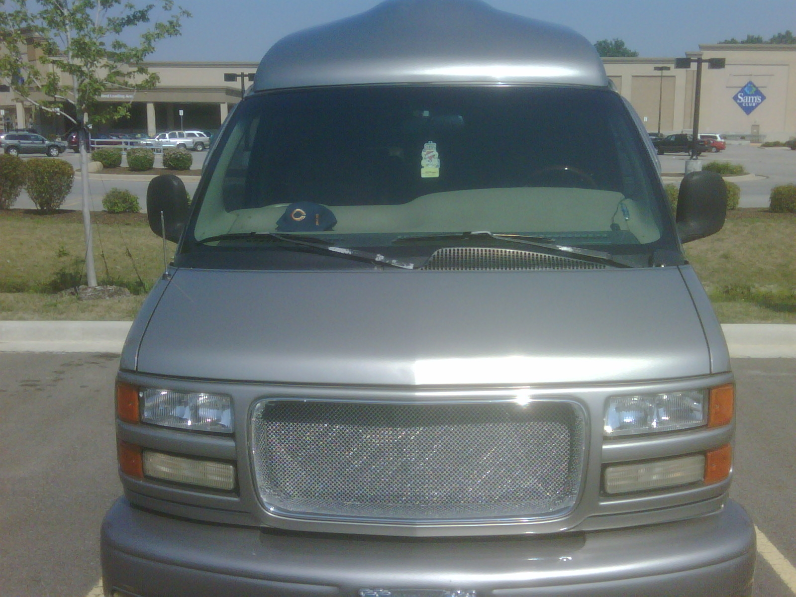 Another VanOn26s 2001 GMC Savana 1500 Passenger post... - 14655507