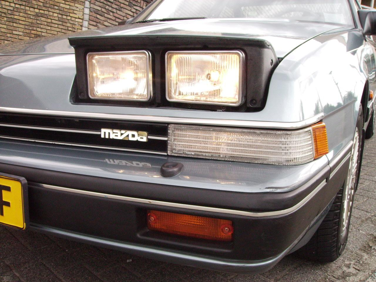Another Marx579 1986 Mazda 929 post... - 14658281