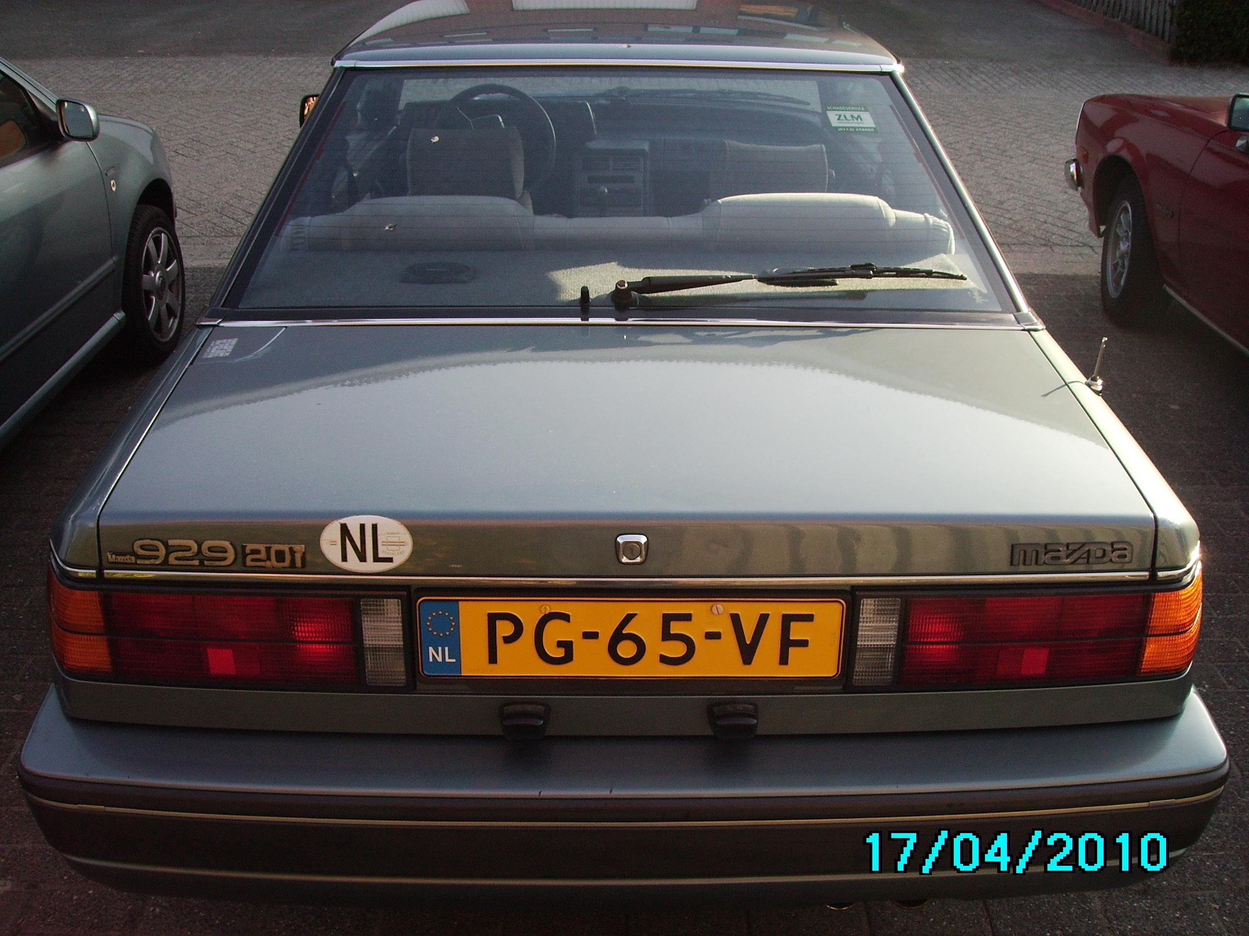 Another Marx579 1986 Mazda 929 post... - 14658283