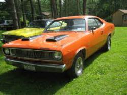 Krazy5533 1971 Plymouth Duster