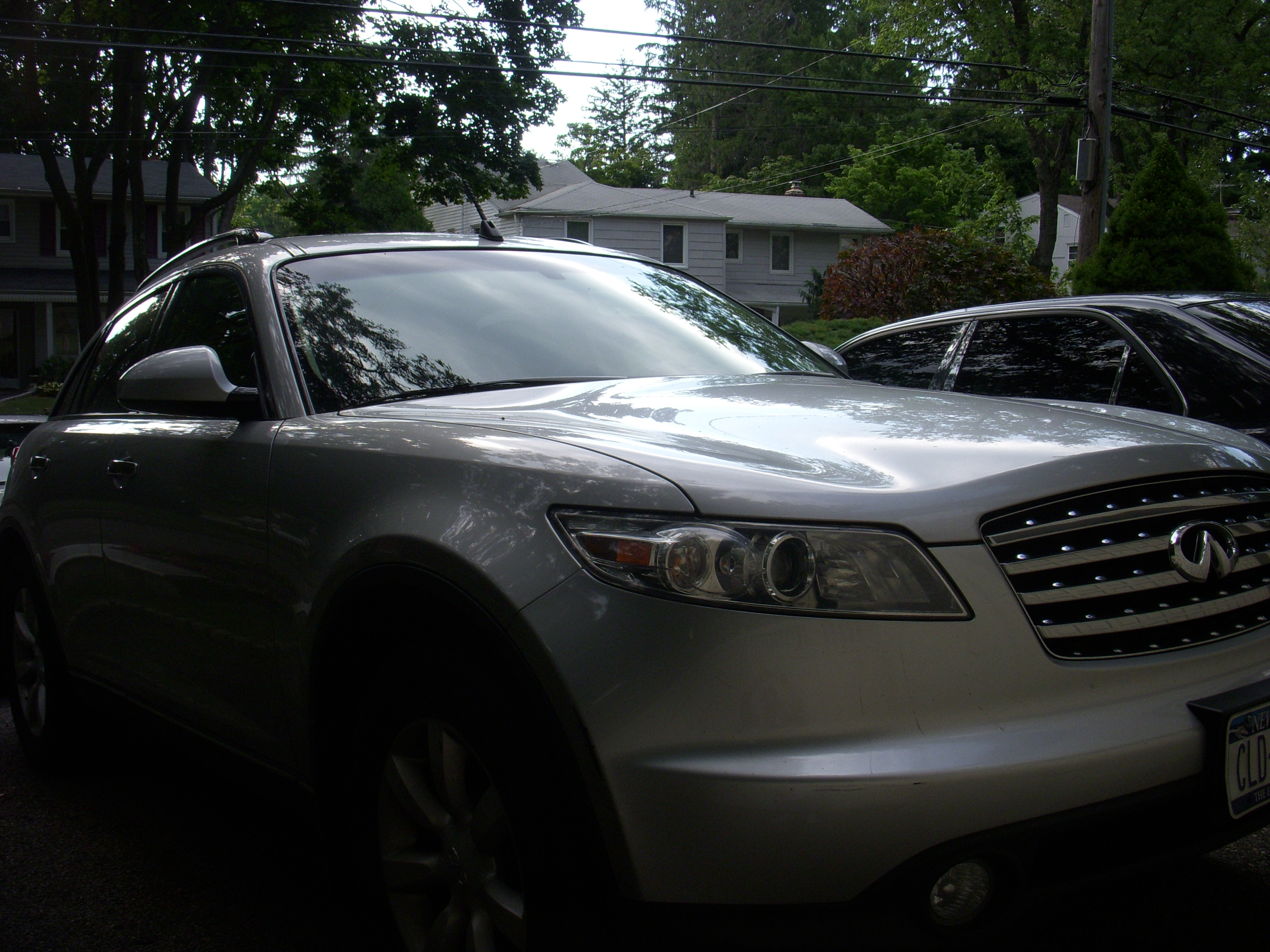 Another iiconzz 2003 Infiniti Protege post... - 14660130