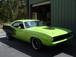 rsport711s 1970 Plymouth Barracuda